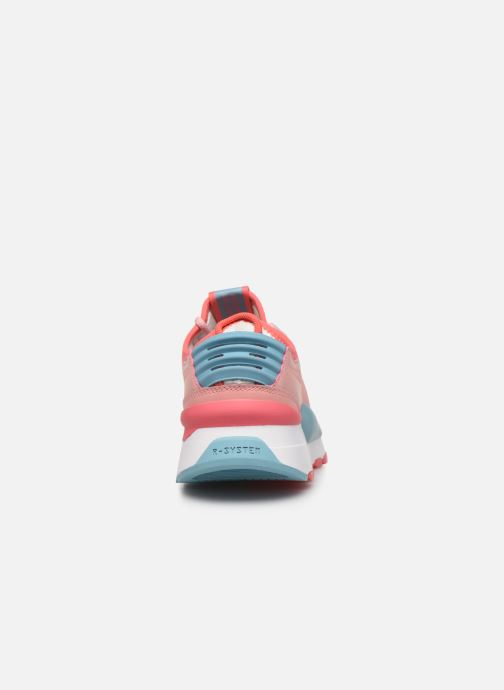 Trainers Puma Rs0 Smart Pink view from the right