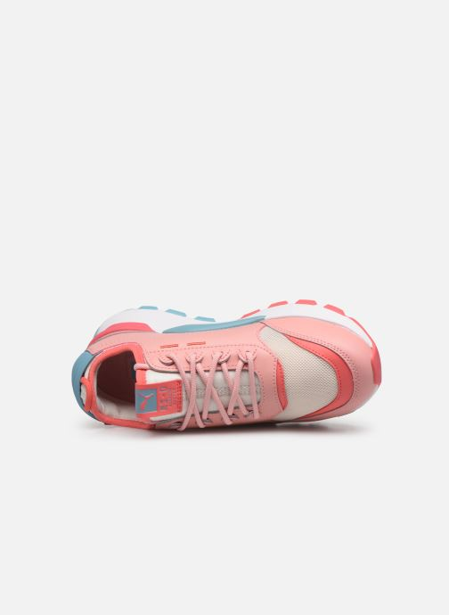 Trainers Puma Rs0 Smart Pink view from the left