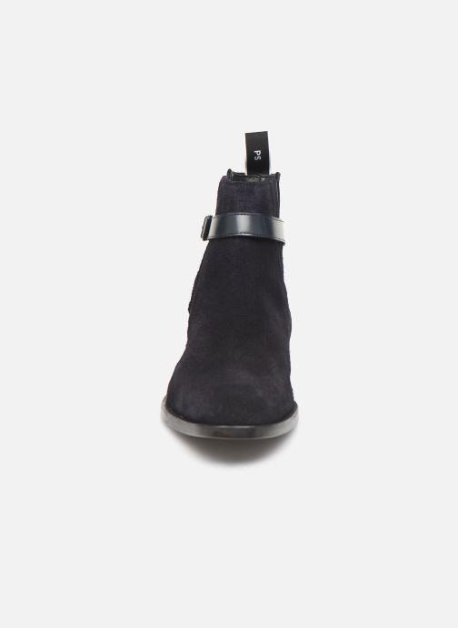 Bottines et boots PS Paul Smith Harrow Bleu vue portées chaussures