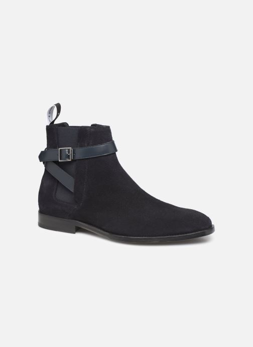 Bottines et boots PS Paul Smith Harrow Bleu vue détail/paire