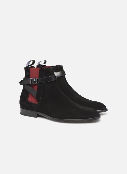 Bottines et boots PS Paul Smith Harrow Noir vue 3/4