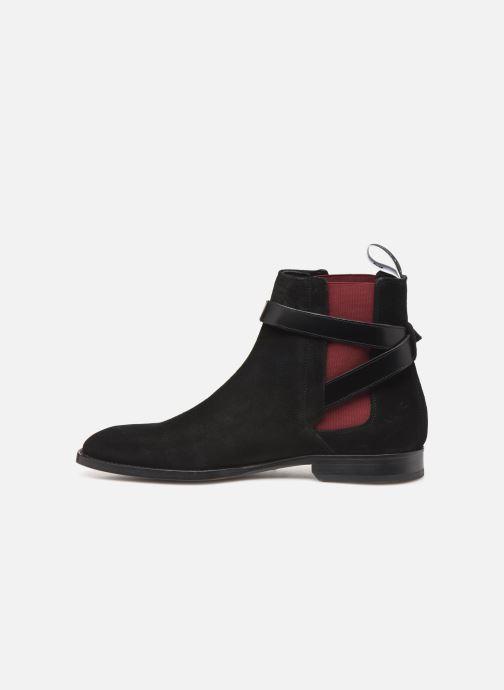 Bottines et boots PS Paul Smith Harrow Noir vue face