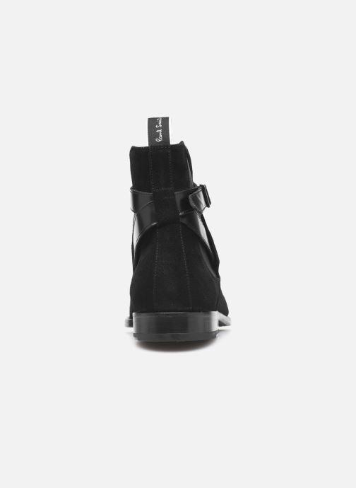Bottines et boots PS Paul Smith Harrow Noir vue droite