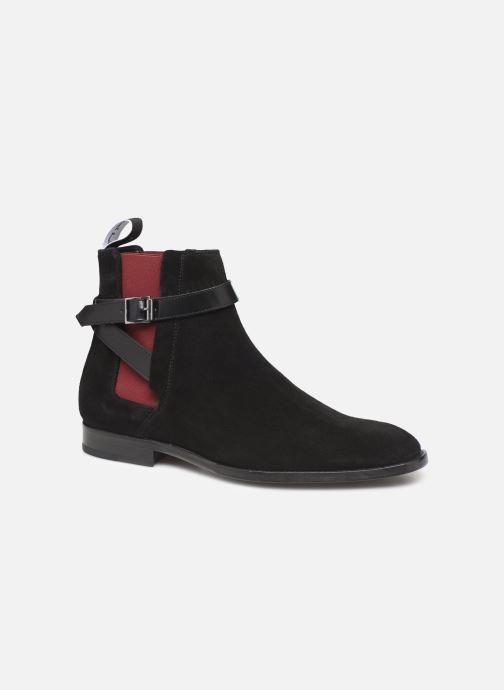 Bottines et boots PS Paul Smith Harrow Noir vue détail/paire