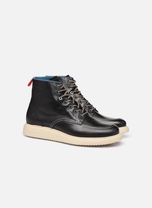Bottines et boots PS Paul Smith Caplan Noir vue 3/4