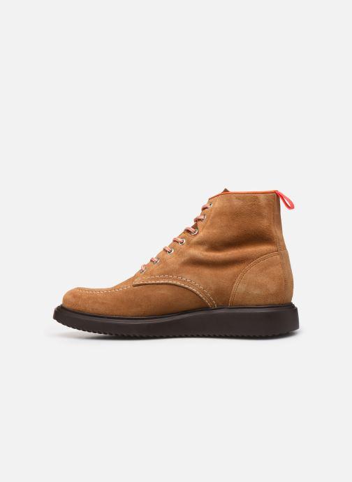 Stiefeletten & Boots PS Paul Smith Caplan braun ansicht von vorne
