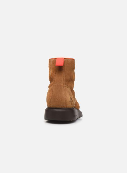 Stiefeletten & Boots PS Paul Smith Caplan braun ansicht von rechts