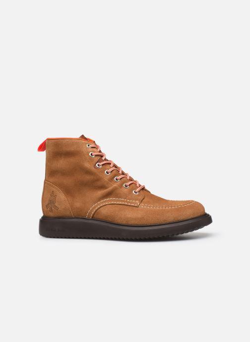 Bottines et boots PS Paul Smith Caplan Marron vue derrière
