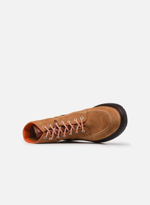 Bottines et boots PS Paul Smith Caplan Marron vue gauche