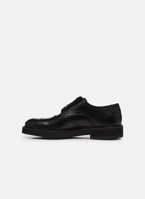 Chaussures à lacets PS Paul Smith Thornton Noir vue face