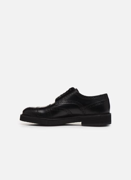 Chaussures à lacets PS Paul Smith Thornton Noir vue face