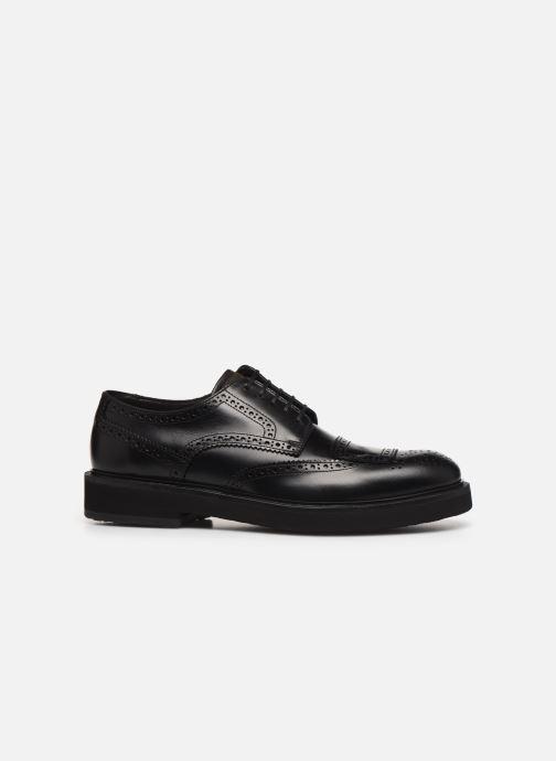 Chaussures à lacets PS Paul Smith Thornton Noir vue derrière