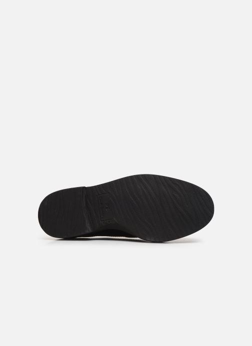 Chaussures à lacets PS Paul Smith Thornton Noir vue haut