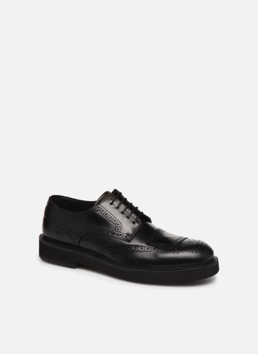 Chaussures à lacets PS Paul Smith Thornton Noir vue détail/paire
