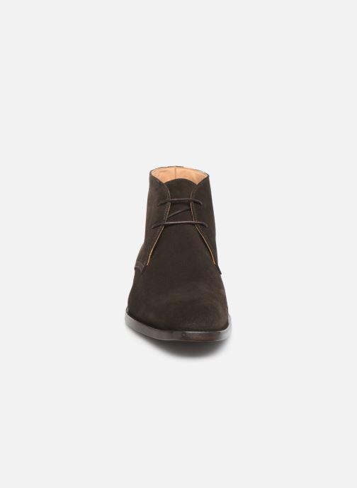 Bottines et boots PS Paul Smith Arni Marron vue portées chaussures