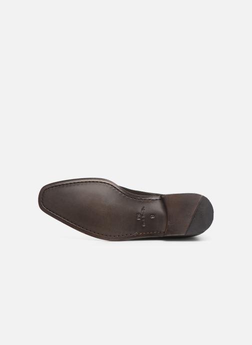 Bottines et boots PS Paul Smith Arni Marron vue haut
