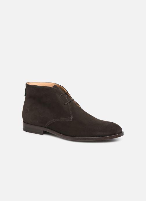 Bottines et boots PS Paul Smith Arni Marron vue détail/paire