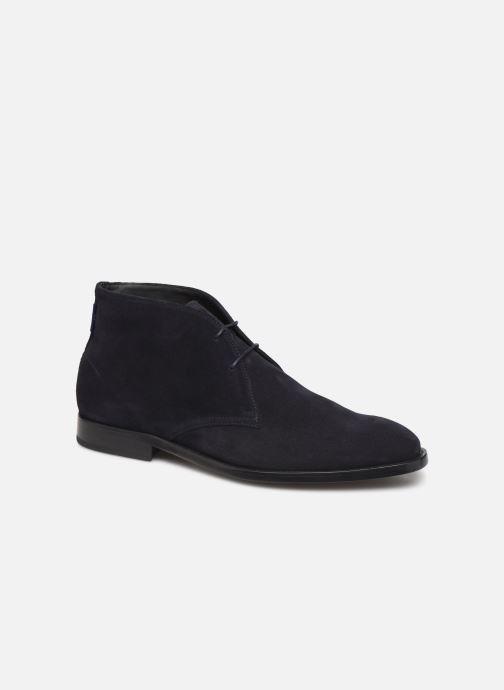 Bottines et boots PS Paul Smith Arni Bleu vue détail/paire