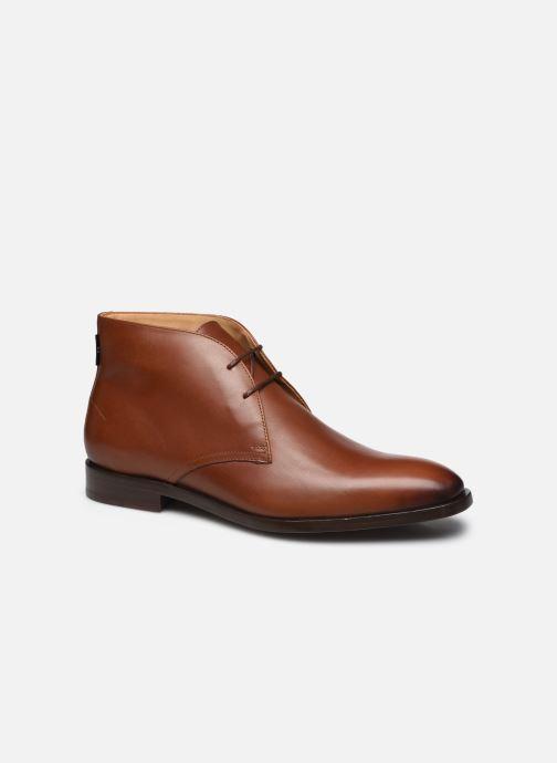 Boots en enkellaarsjes PS Paul Smith Arni Bruin detail