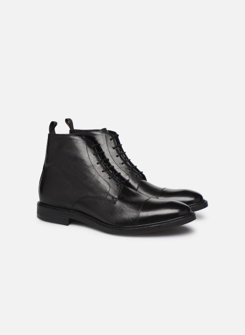 Bottines et boots PS Paul Smith Jarman Noir vue 3/4