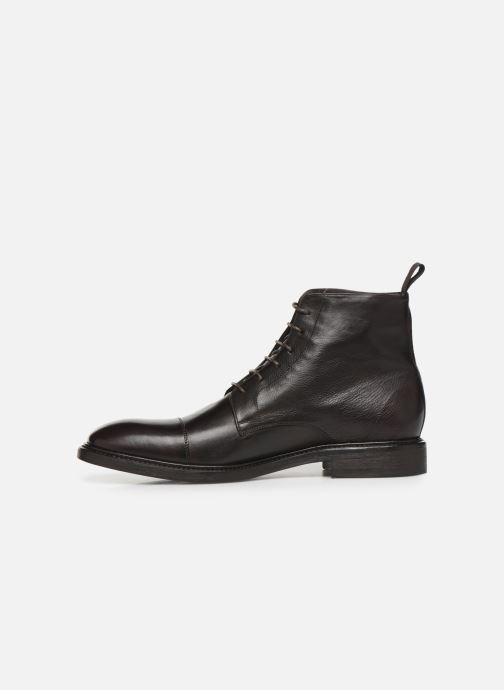 Bottines et boots PS Paul Smith Jarman Marron vue face