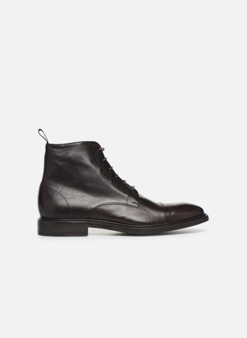 Boots en enkellaarsjes PS Paul Smith Jarman Bruin achterkant