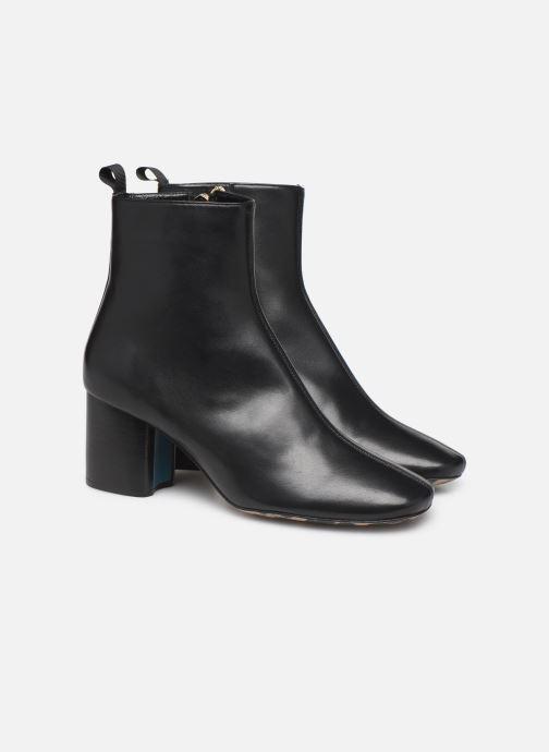 Bottines et boots PS Paul Smith Moss Noir vue 3/4