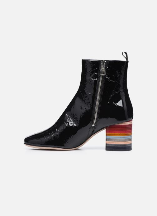 Boots en enkellaarsjes PS Paul Smith Moss Zwart voorkant