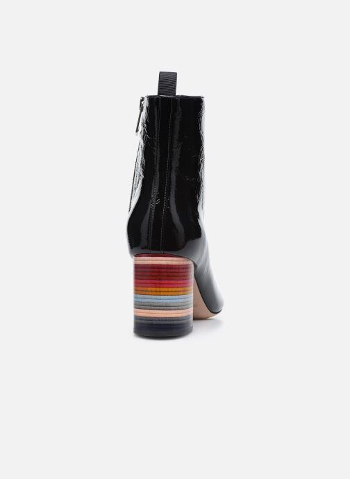 Boots en enkellaarsjes PS Paul Smith Moss Zwart rechts