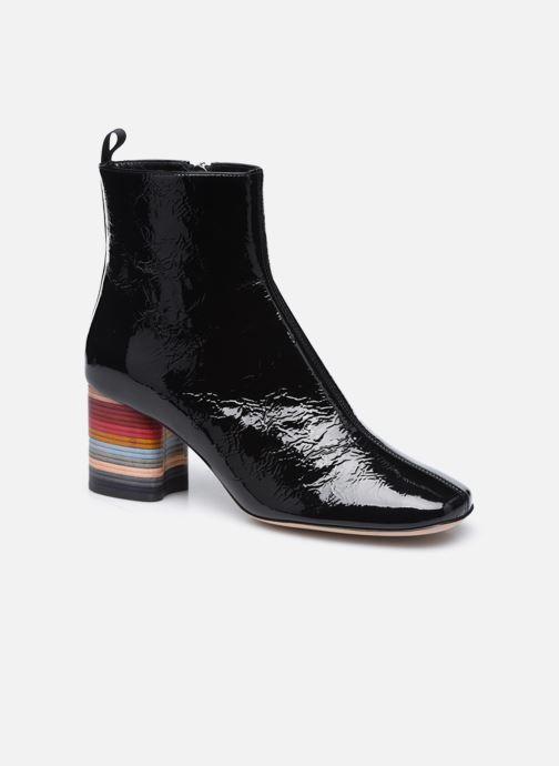 Boots en enkellaarsjes PS Paul Smith Moss Zwart detail
