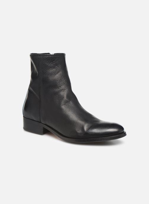 Bottines et boots PS Paul Smith Adalia Noir vue détail/paire