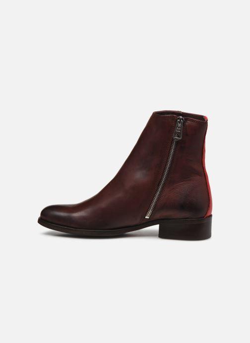 Boots en enkellaarsjes PS Paul Smith Adalia Bruin voorkant