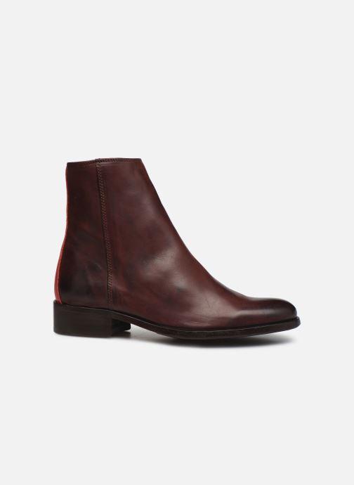 Boots en enkellaarsjes PS Paul Smith Adalia Bruin achterkant