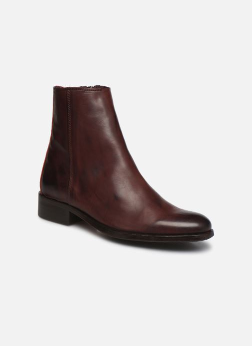 Boots en enkellaarsjes PS Paul Smith Adalia Bruin detail