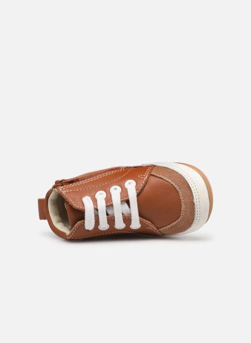 Sneakers Robeez Migo Bruin links