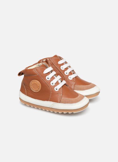 Sneakers Robeez Migo Bruin detail