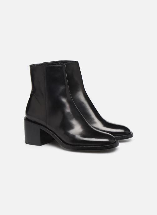 Botines  Free Lance Chiara 6 Zip Boot Negro vista 3/4