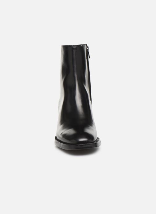Botines  Free Lance Chiara 6 Zip Boot Negro vista del modelo