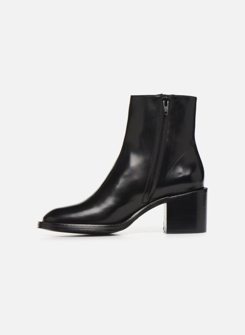 Botines  Free Lance Chiara 6 Zip Boot Negro vista de frente
