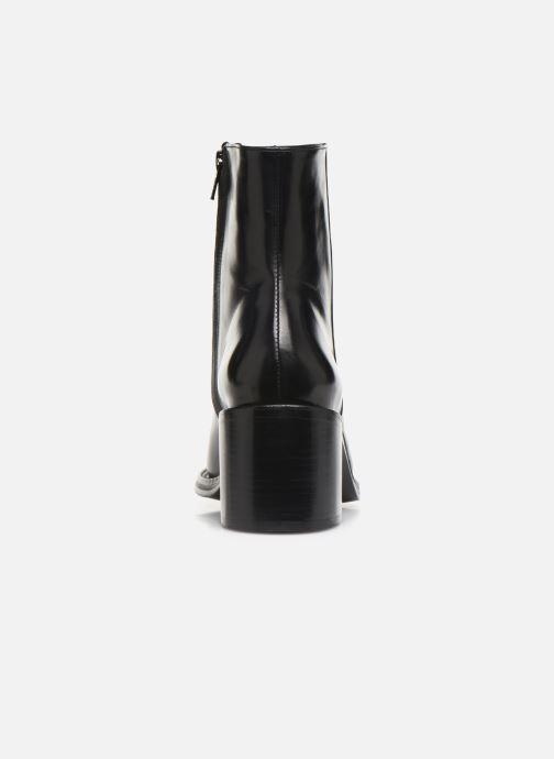 Bottines et boots Free Lance Chiara 6 Zip Boot Noir vue droite