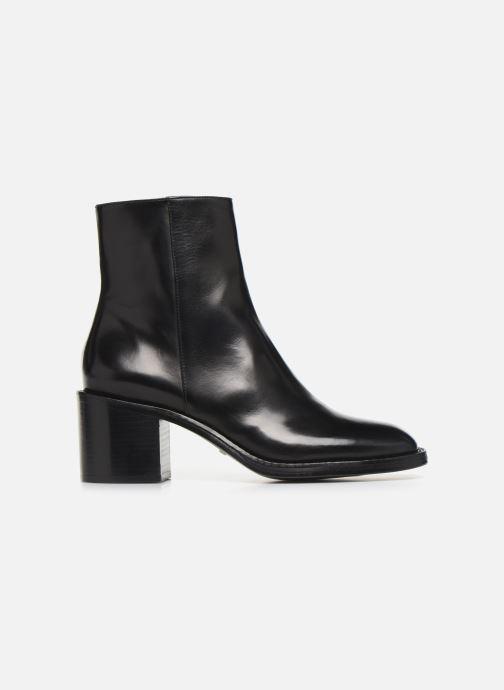 Bottines et boots Free Lance Chiara 6 Zip Boot Noir vue derrière