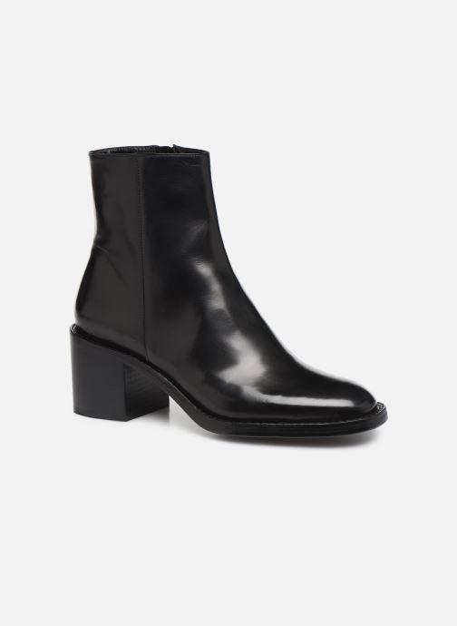 Bottines et boots Free Lance Chiara 6 Zip Boot Noir vue détail/paire
