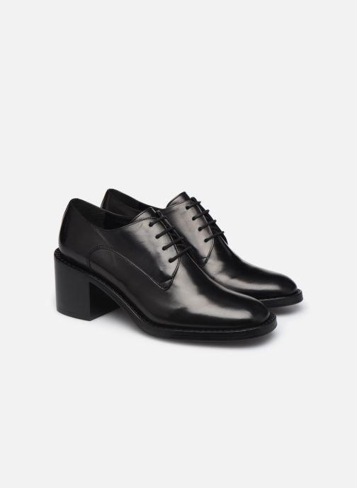 Chaussures à lacets Free Lance Chiara 6 Derby Noir vue 3/4