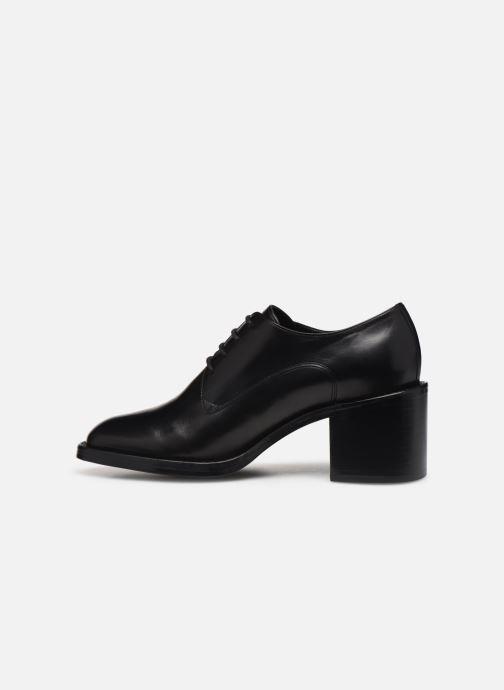 Chaussures à lacets Free Lance Chiara 6 Derby Noir vue face