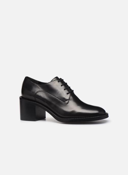 Chaussures à lacets Free Lance Chiara 6 Derby Noir vue derrière