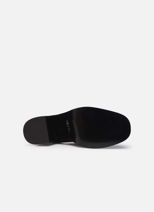 Chaussures à lacets Free Lance Chiara 6 Derby Noir vue haut