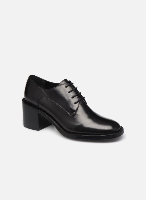 Chaussures à lacets Free Lance Chiara 6 Derby Noir vue détail/paire
