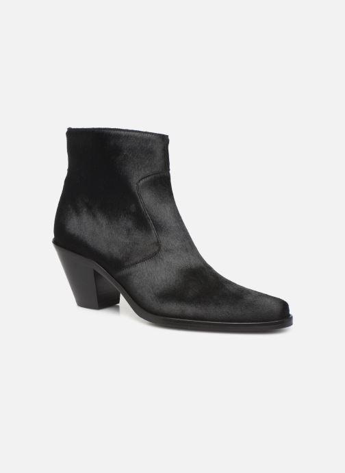 Bottines et boots Free Lance Jane 7 Zip Boot Noir vue détail/paire