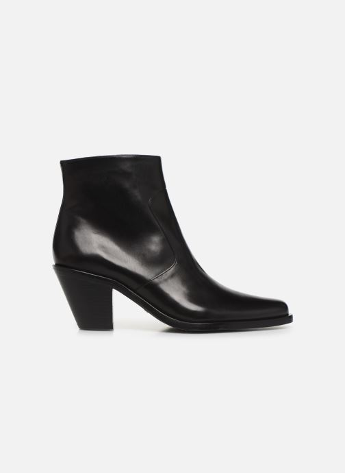 Bottines et boots Free Lance Jane 7 Zip Boot Noir vue derrière