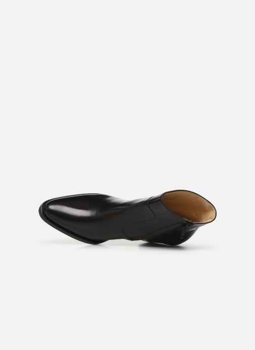 Bottines et boots Free Lance Jane 7 Zip Boot Noir vue gauche